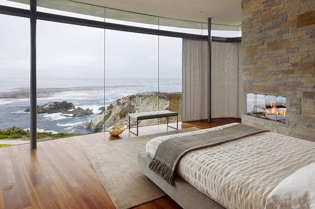 Contemporain Chambre Modern Bedroom