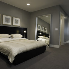 Traditional Bedroom Modern Bedroom
