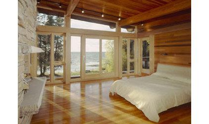 Modern Bedroom by Eifler & Associates Architects