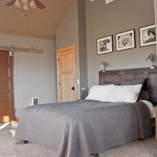 Farmhouse Bedroom Modern Bedroom
