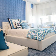 Contemporary Bedroom by In Two Design