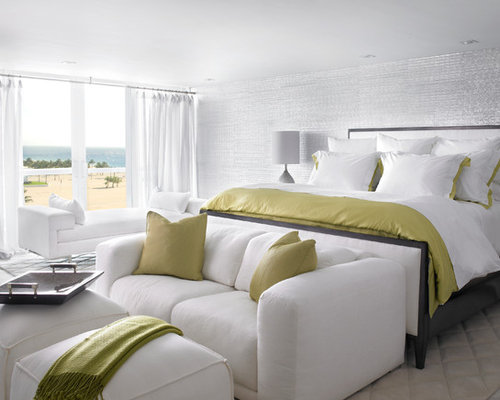 Modern master bedroom houzz for Master bedroom designs modern