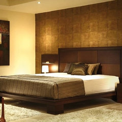 modern bedroom by Moshir Furniture