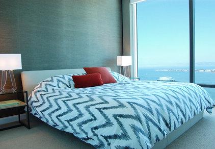 Modern Bedroom by Niche Interiors