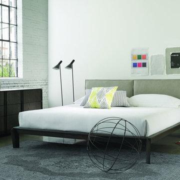 Modern Bedroom Set Hudson by Up Huppe