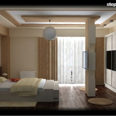 Modern Bedroom by Stephan Eyck