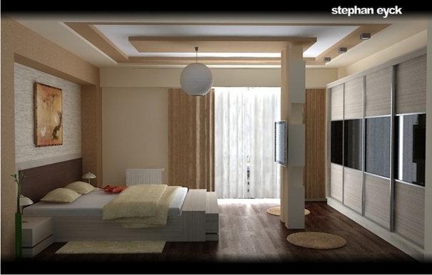 Modern Bedroom by Stephan Eyck
