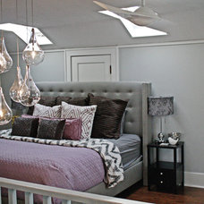Modern Bedroom by The Modern Hive
