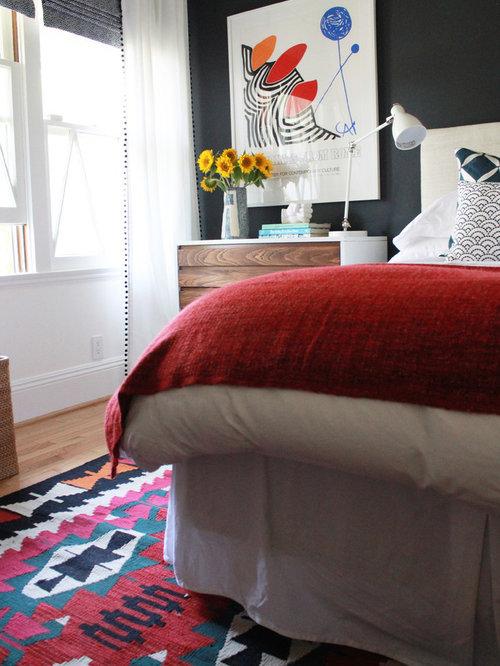 Danish Modern Bedroom Design Ideas Remodels Photos Houzz