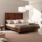 Bed 05919 modern bedroom philadelphia by usona for Usona bed