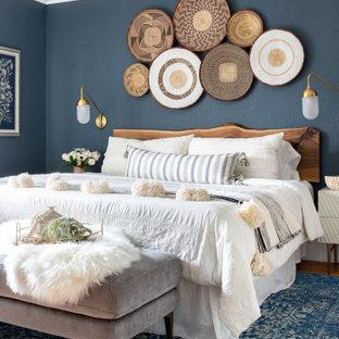 Stilmix Schlafzimmer in New York