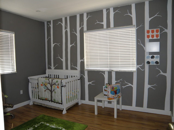 Modern Bedroom by Lullaby Baby Concierge
