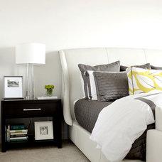 Modern Bedroom by Caitlin Wilson