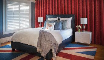 Modern Classic Bedroom | Kimball Starr Interior Design