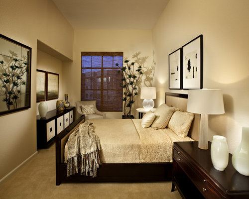 Modern classic bedroom houzz for Modern classic decor