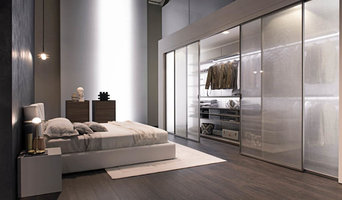 Modern closet systems and wardrobes