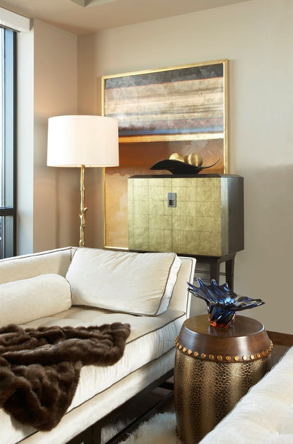 Master The Metallic Mix Of Gold And Silver