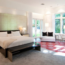 Contemporary Bedroom by Ad Hoc Design