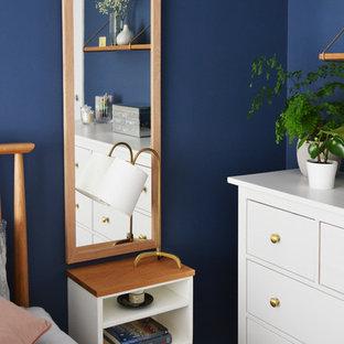 Modern Eclectic Master Bedroom