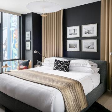 Modern Elegance - Master Bedroom