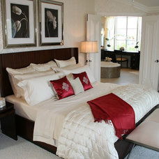 Traditional Bedroom by Kittle's Studio and P H Designs