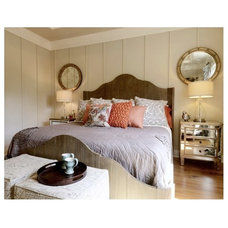 Farmhouse Bedroom by Nest Home Furnishings and Designs