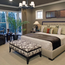 Traditional Bedroom by Curt Hofer & Associates