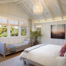 Farmhouse Bedroom by Modern Organic Interiors