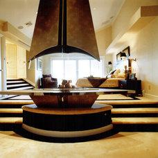 Modern Bedroom by American & International Designs, Inc.