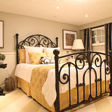 Traditional Bedroom by Mallory Hoggard, Interior Designer