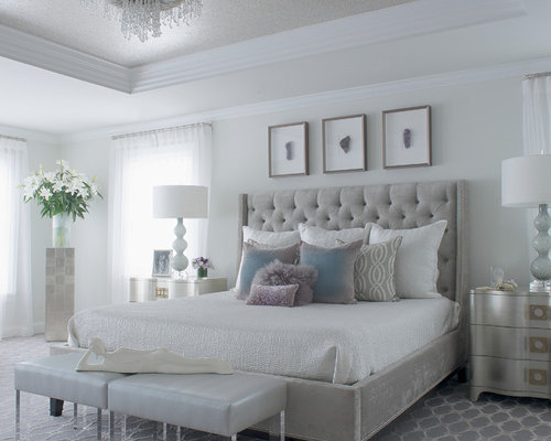 best transitional bedroom design ideas remodel pictures houzz - Transitional Design Ideas