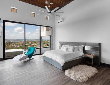 Modern Hilltop Residence
