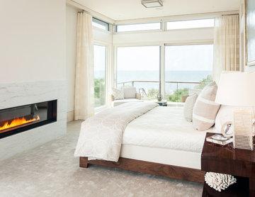Modern Home Overlooking Cape Cod Bay - North Truro, MA