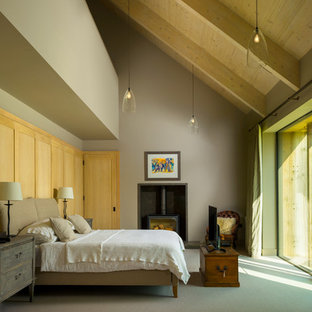 Modern house in Northamptonshire Photographed for Kingerlee
