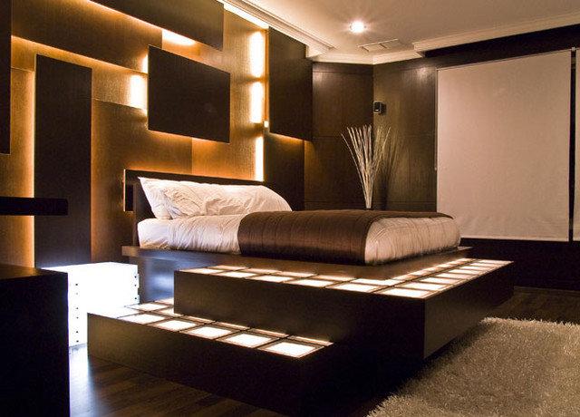 Modern Bedroom Modern