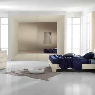 Modern Italian Bed / Bedroom Set Procida by Spar - $1,999.00