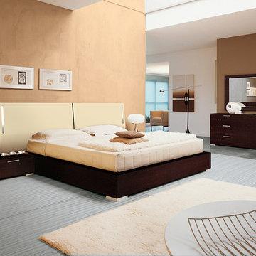 Modern Italian Bed Enter WB by YumanMod Doimo
