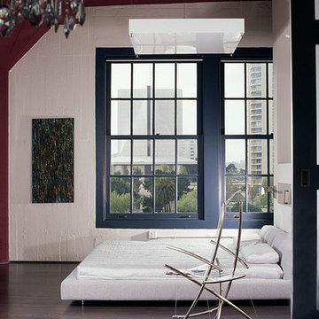 Modern Loft Bedroom
