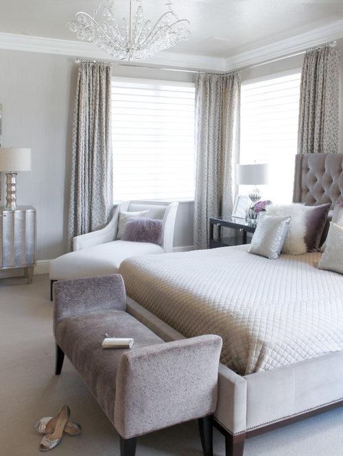 Luxe Bedroom Houzz