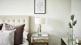 Modern Luxe Neutral Apartment