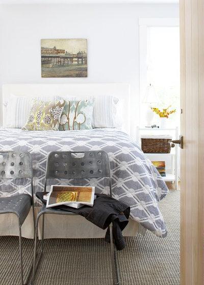 トランジショナル 寝室 by Moger Mehrhof Architects