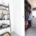 John Street Wc1 Contemporary Bedroom London By
