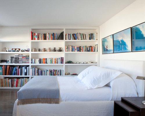 brown and cream bedroom | houzz