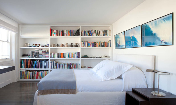 Contemporary Bedroom by Rosangela Photography