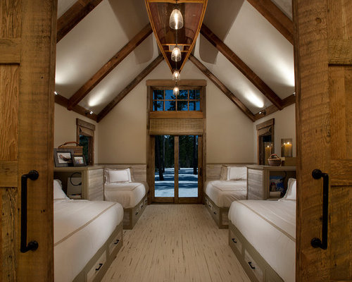 Mountain Cabin Home Design Ideas, Pictures, Remodel And Decor