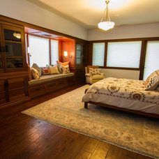 Craftsman Bedroom by Designing Women