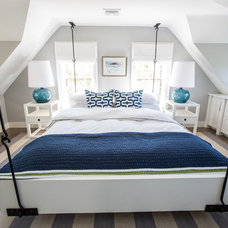 Beach Style Bedroom by Cheney Brothers Building & Renovation LLC