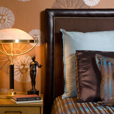 Bedroom by Blue Desert Interiors