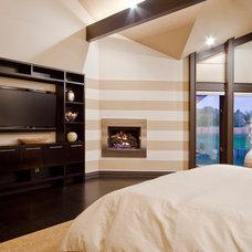Modern Bedroom by Rebecca Elliott Interior Design, LLC