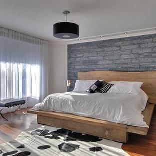 Modern Rustic Bedroom | Houzz